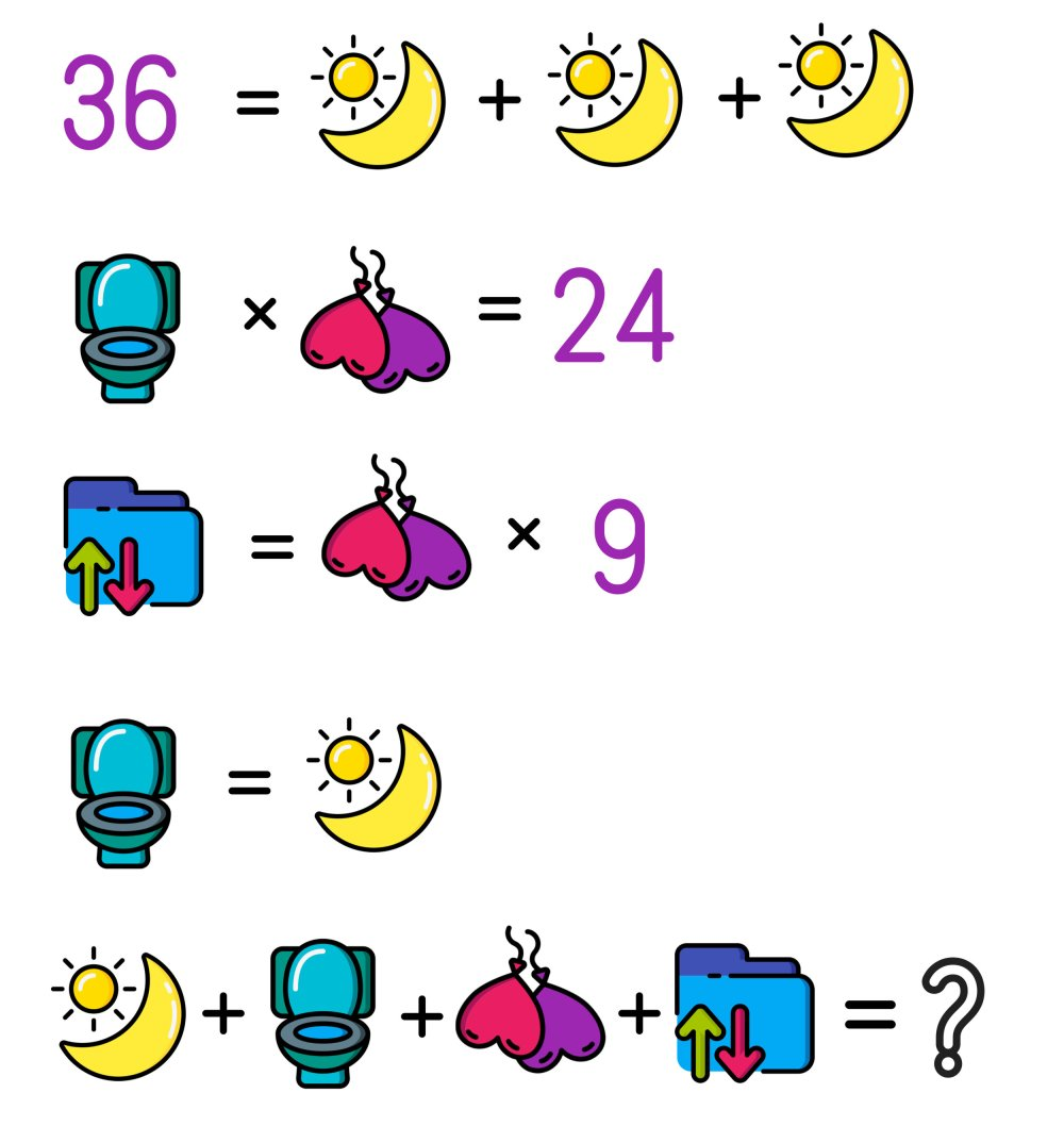medium resolution of Do Not Celebrate Opposite Day with These Boring Math Puzzles — Mashup Math