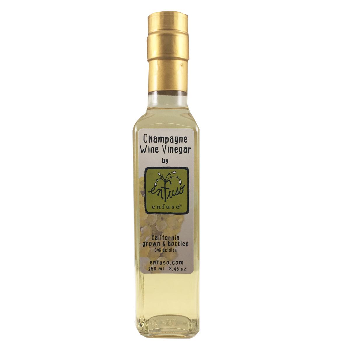 Champagne White Wine Vinegar - 250 ml — enfuso
