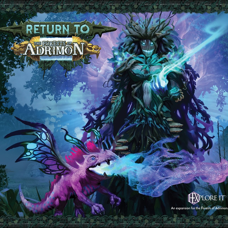 Image result for hexplore it return to the forests of adrimon