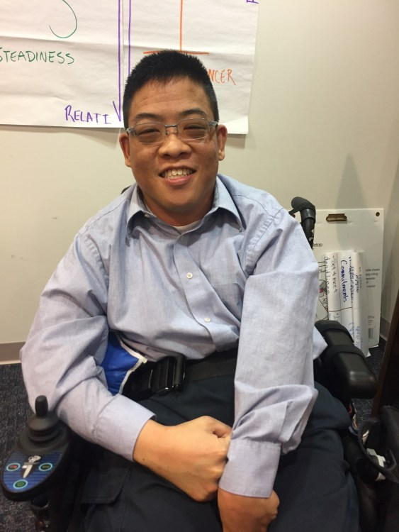 Picture of Emmanuel Lin