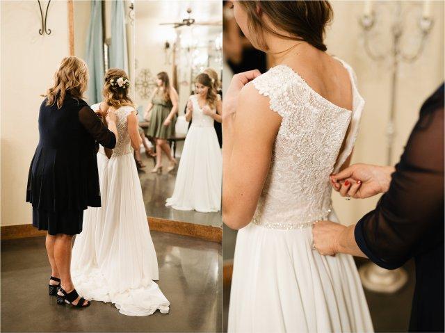anna & jared // seitz wedding // the springs norman, ok