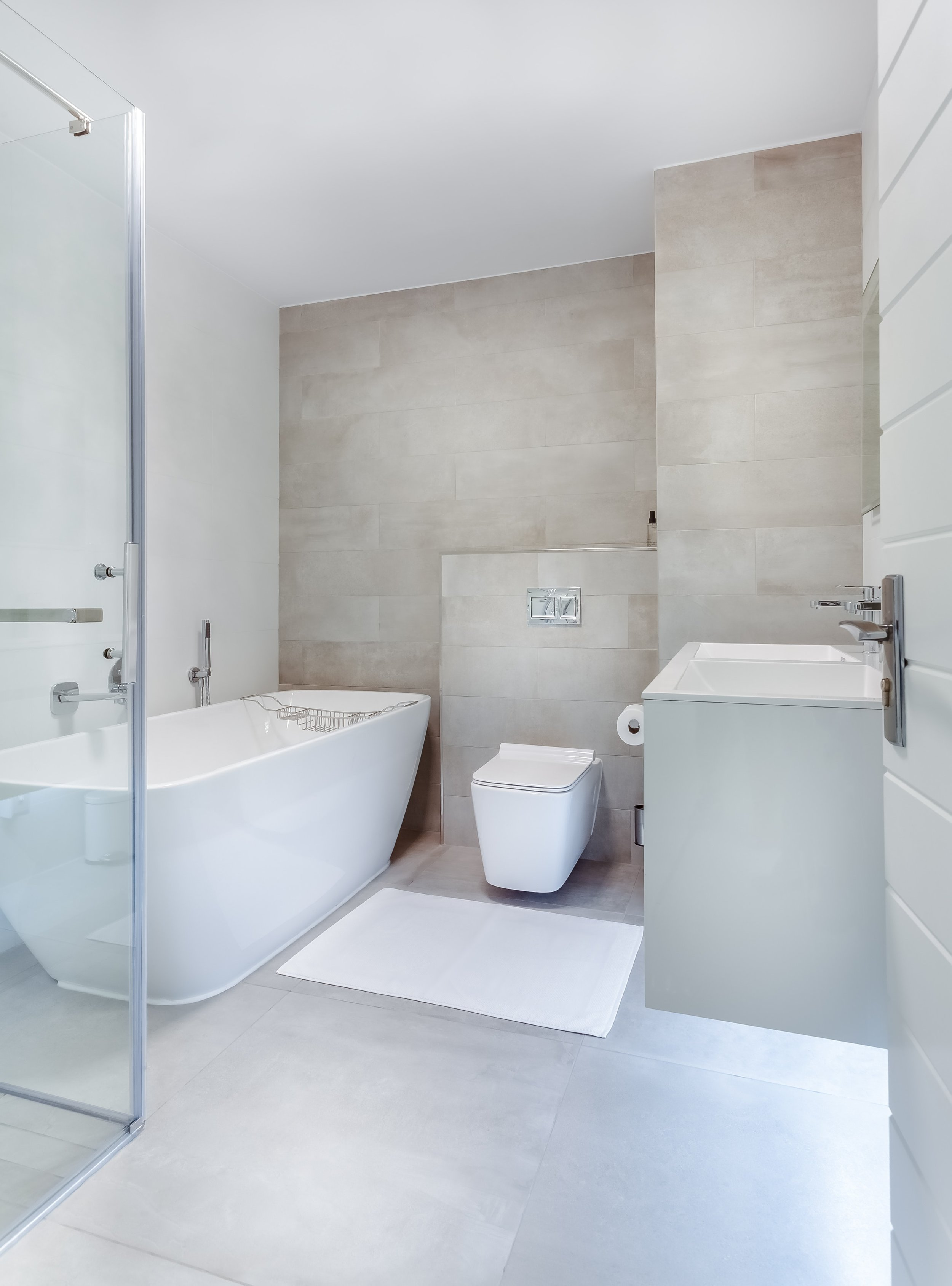 radiant floor heating in bathrooms