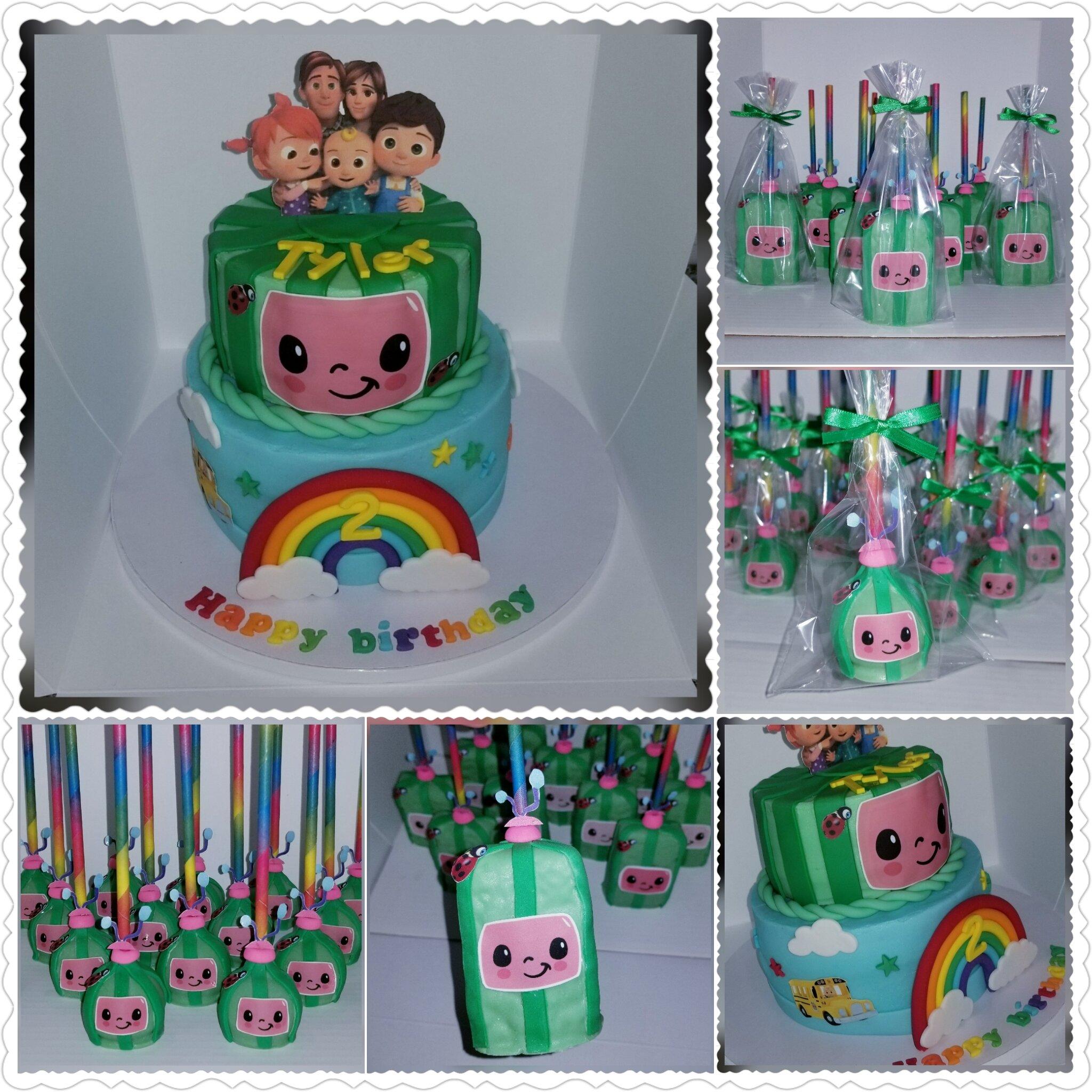 04/10/2021· cocomelon birthday cocomelon cake design for boy. Cocomelon Kcakepops Com