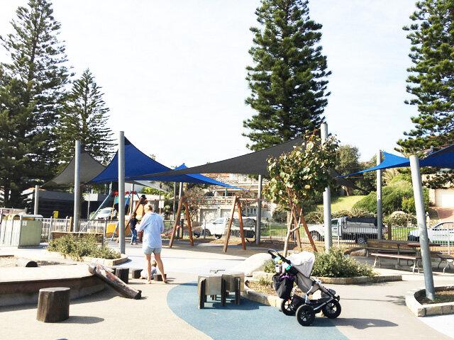 Collaroy Beach Playground - Photo Credit: @busycitykids