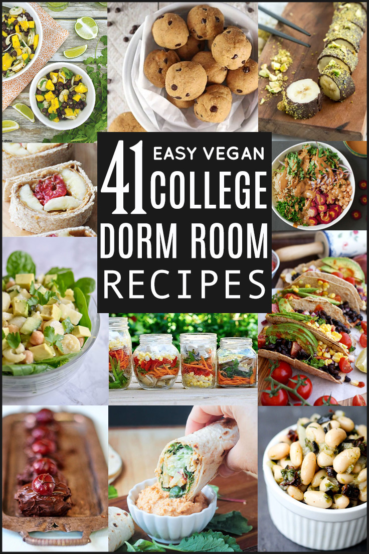 41 easy college dorm room friendly