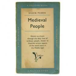 Medieval Pope paperbacknote