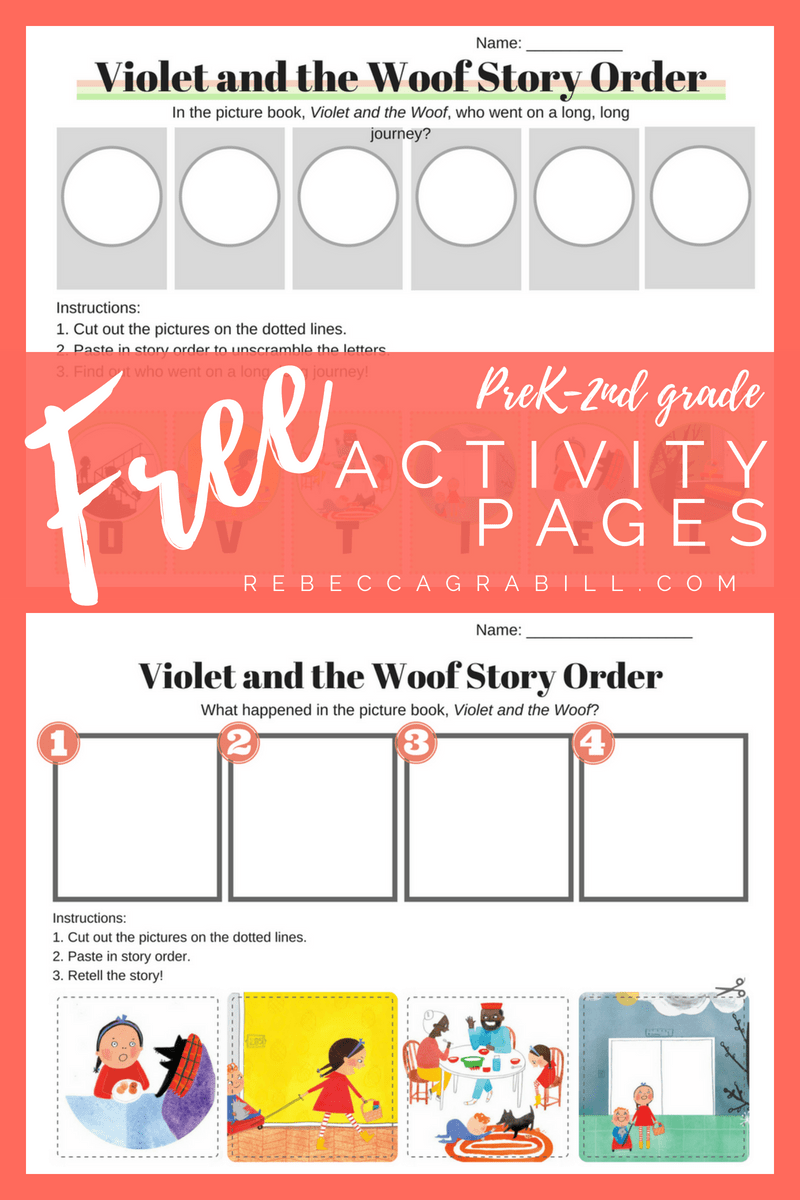 hight resolution of Why Sequencing is So Important to Early Literacy Plus Free Printables! —  Rebecca Grabill