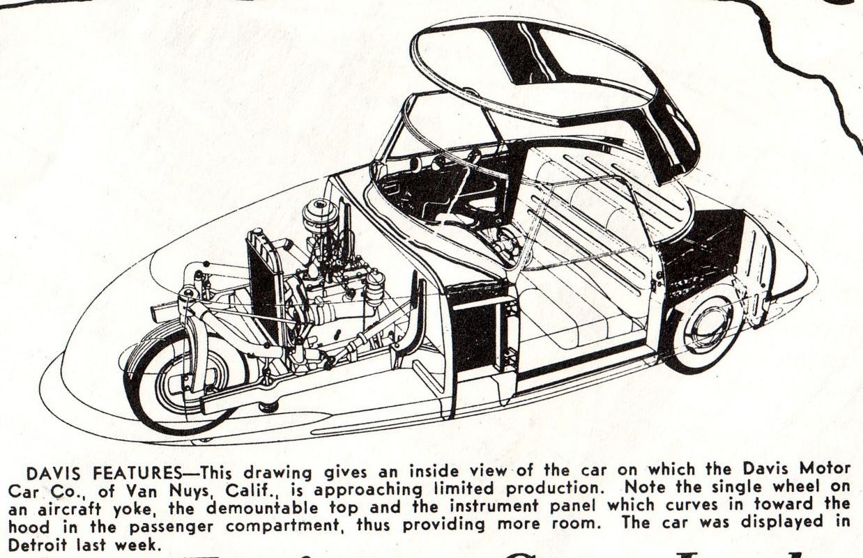 Saving the Davis Divan — Curbside Car Show Calendar