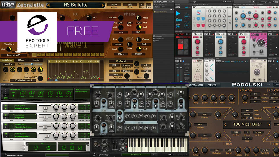 5 free pro tools