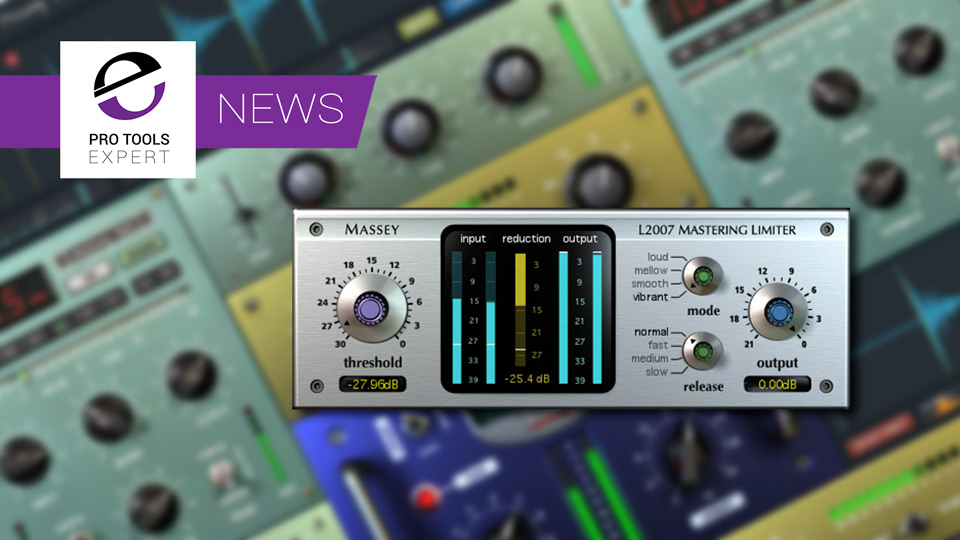 massey plugins announce aax