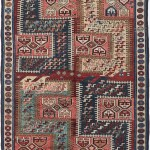 Karabagh Rug 17014 M Topalian Inc Sales And Appraisals Of Fine Antique Rugs Carpets Tapestries Runners And More