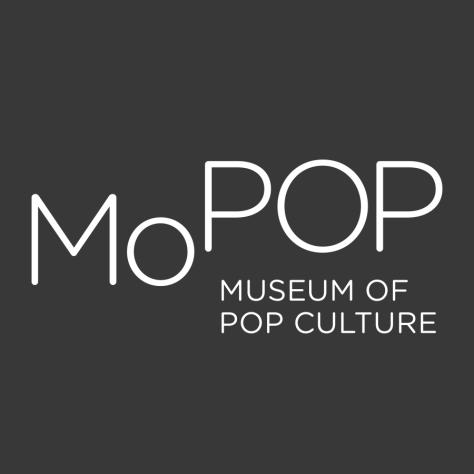 Museum of Pop Culture Rebrand — Jeffrey Underwood