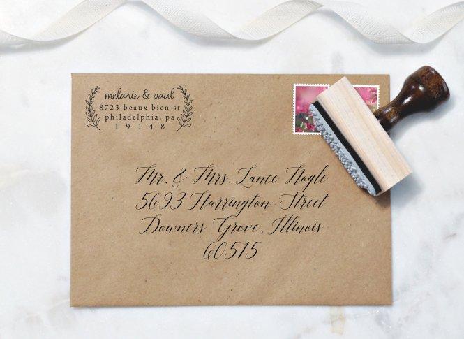 How To Address A Wedding Invitation