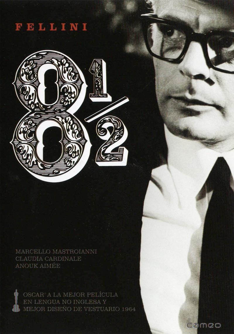 8 1/2 Fellini : fellini, Eight, Great, Posters, Fellini's, Curzon