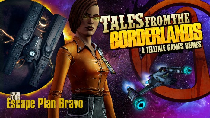 """""""Escape Plan Bravo,"""" the fourth installment of the """"Tales from the Borderlands"""" series, was release on Aug. 18, 2015. (Screenshot/Telltale Games)"""