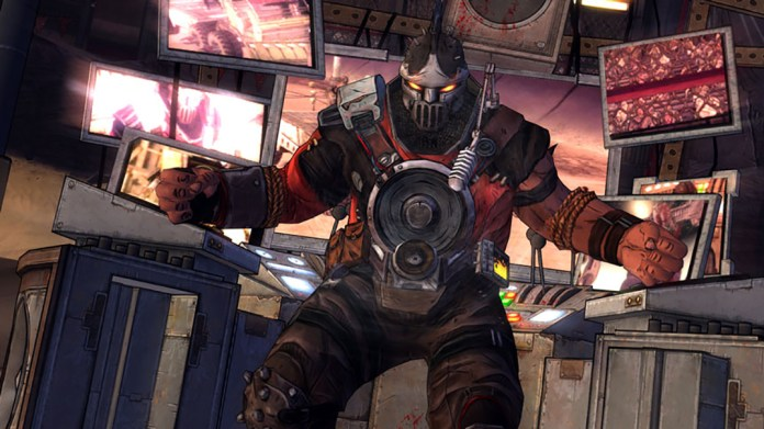 """A scene from """"Tales of the Borderlands,"""" a video game series with multiple episodes by Telltale Games.(Courtesy/Telltale Games)"""