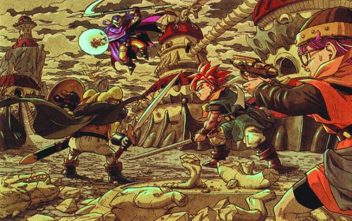 "A scene from the video game ""Chrono Trigger."" (Screenshot/""Chrono Trigger"" website)"