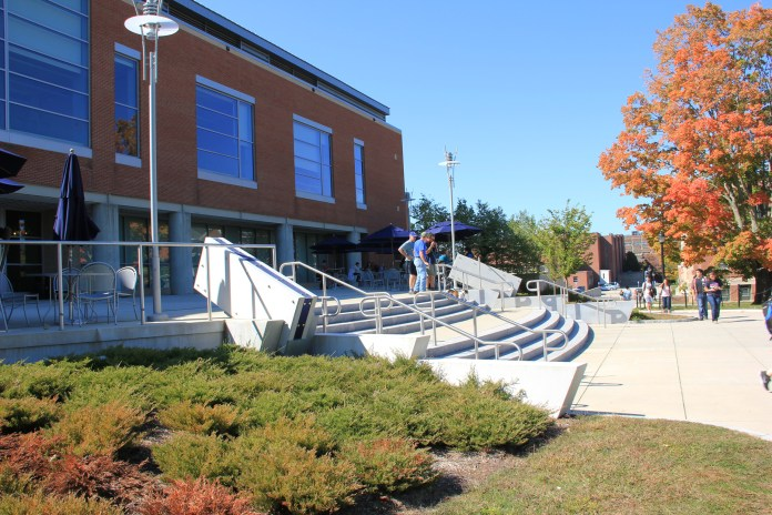 The Student Union is home to some of the professional staff at UConn that will be affected by the salary increases. The Senate and House of the General Assembly's Appropriations Committee sent the proposed legislation to the House floor. (File Photo)