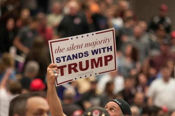 Donald Trump holds rallies in Waterbury, Bridgeport