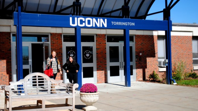 The UConn Board of Trustees voted to close the Torrington branch. (Photo courtesy/ UConn Torrington )