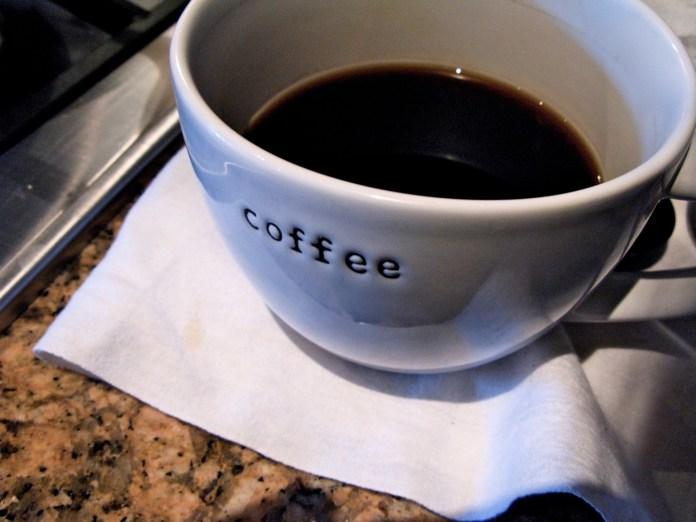 Coffee brewed in a Bodum Santos vacuum coffee maker. (Jennie Robinson Faber/Flickr)