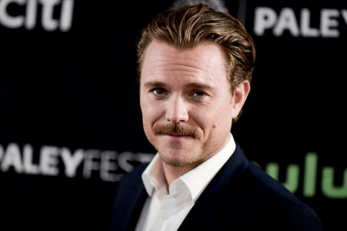 """Clayne Crawford attends the """"Lethal Weapon"""" screening and panel discussion at the 2016 PaleyFest Fall TV Previews on Thursday, Sept. 8, 2016, in Beverly Hills, Calif. (Photo by Richard Shotwell/Invision/AP)"""