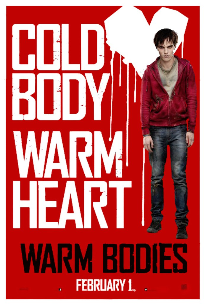"""The official movie poster of """"Warm Bodies."""" (Mohamed F. Abu Alia/Flickr Creative Commons)"""