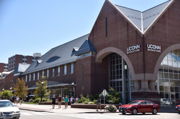 The UConn bookstore (Grant Zitomer/The Daily Campus)