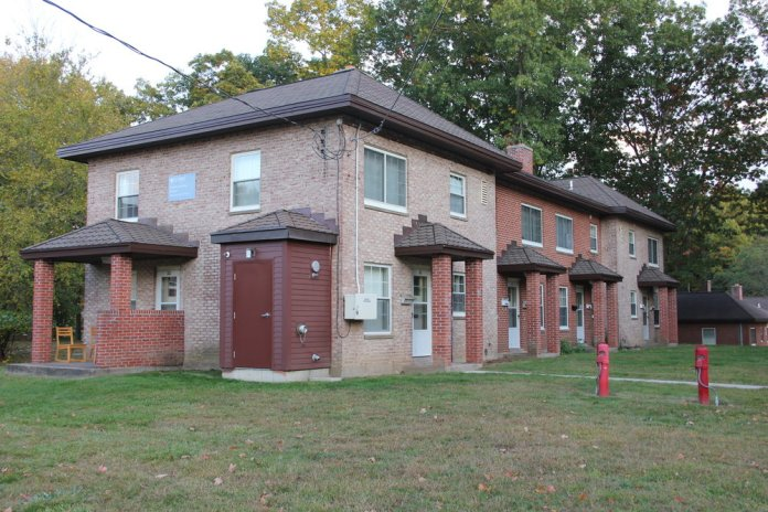 A resident of Mansfield Apartments, located on South Eagleville Road, reported a break-in around 12:00 a.m. on Nov. 18, 2016. (File Photo/The Daily Campus)
