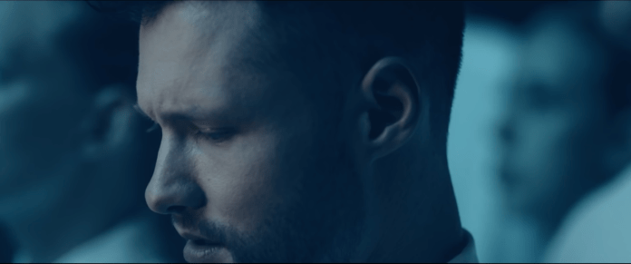 """A screen grab from Calum Scott's music video for """"Dancing On My Own."""" (CalumScottVEVO/ YouTube )"""
