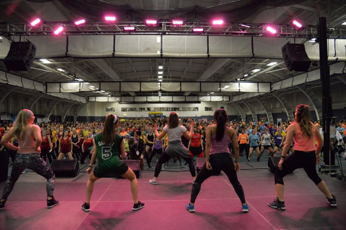 HuskyTHON Dance Marathon