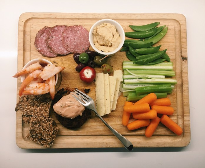 Good eating habits are an essential factor when it comes to maintaining a healthy lifestyle.(Jacqueline Devine/The Daily Campus)