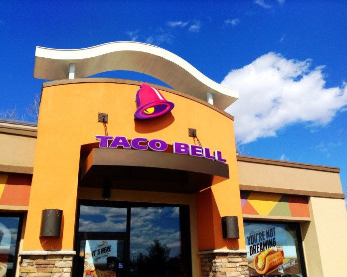 For a limited time only, Taco Bell has added the Naked Chicken Chalupa taco to it's menu.(Mike Mozart/Creative Commons Flickr)