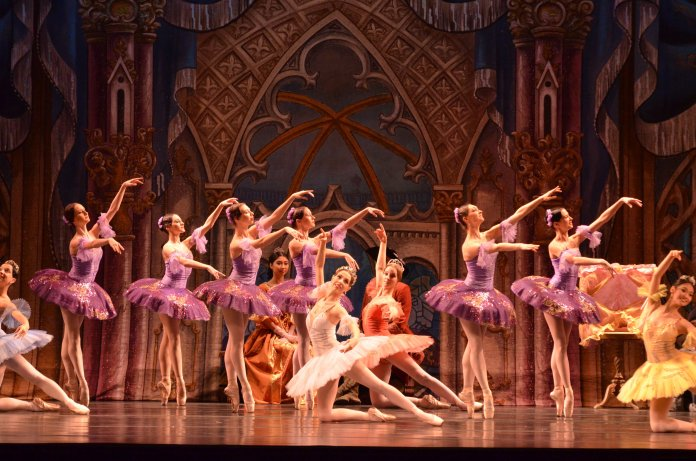 """""""The Sleeping Beauty"""" is a well-known ballet, composed by Pyotr Ilyich Tchaikovsky (who also wrote the famed """"Swan Lake"""" and """"The Nutcracker""""). (Akshara Thejaswi/The Daily Campus)"""