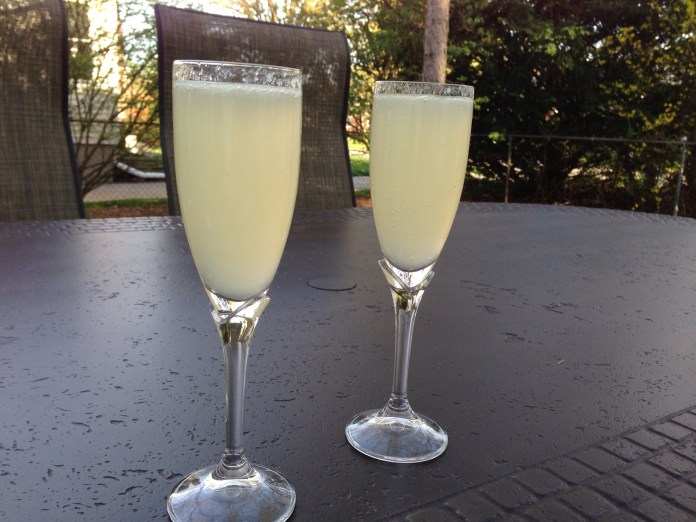 Champagne margaritas are the perfect way to drink away the stress of the end of the semester. (Emilee Rader/Creative Commons Flickr)