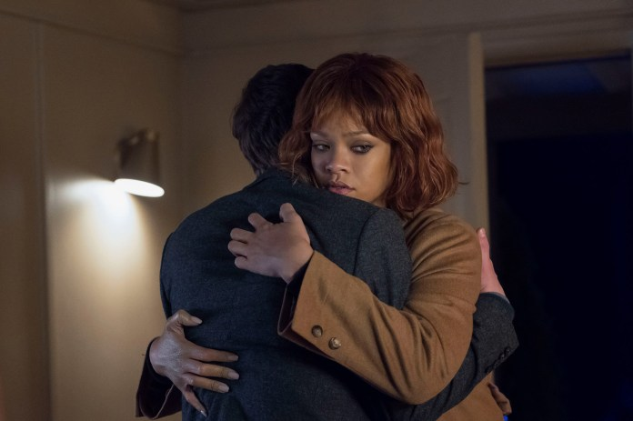 """Marion, played by Rihanna, in """"Bates Motel"""". (Bates Motel on A%E/Facebook)"""