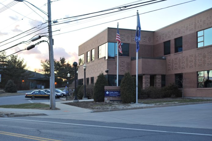 The UConn police department, shown above, has had their officers wear body cameras since early July 2016. (File/The Daily Campus)