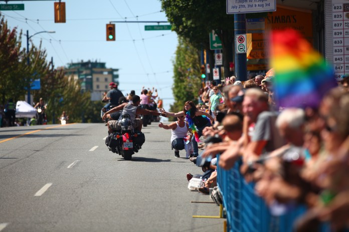 Pride parades have soared in growth since their beginnings in 1970. ( GoToVan /Flickr, Creative Commons)