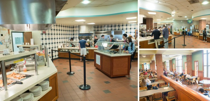 South Campus Marketplace (Courtesy/UConn Dining Services)