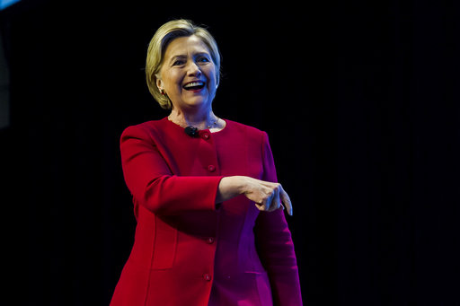 Hillary Clinton experienced much more scrutiny than many of her male opponents and this may be due to the how male and female politicians are perceived differently. (AP/Christopher Katsarov)