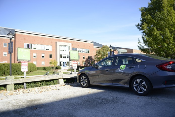 Zipcar and Ford's Students with Drive video contest is now available for student organizations at the University of Connecticut. The pair recently exceeded $1 million in donations to organizations on college campuses through this philanthropic program.