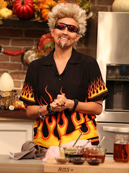 """""""Hallo-weekend"""" is just around the corner and there are many DIY Halloween Costume ideas, including r a funny solo costume, the Mayor of Flavortown. (Creative Commons/Muhammad Adil Chaudhry)"""