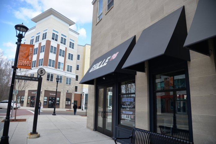 Grille 86 will be closed until further notice. (Amar Batra/The Daily Campus)