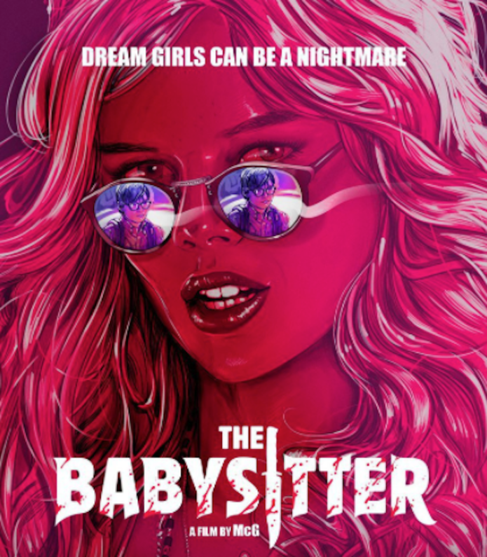 """Directed by McG of """"Charlie's Angels"""" and """"Terminator Salvation"""", """"The Babysitter""""revolves around a 12 year old boy named Cole (Judah Lewis) who is left alone for the weekend with his babysitter while his parents are away. (Screenshot courtesy of  Teaser Trailer's Twitter )"""