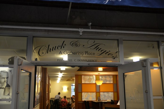 Last week it was announced that Chuck and Augie's may be leaving the University of Connecticut's Student Union. (Amar Batra/The Daily Campus)