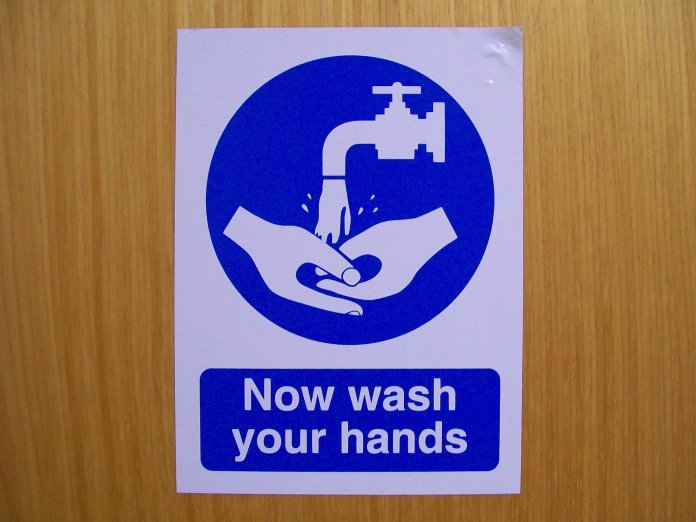 Washing your hands is one of the most important things you can do to avoid sickness this weekend. ( Peter O'Connor/ Flickr, Creative Commons)