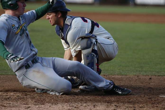 Talented American foe Tulane opened with a sweep (File Photo/The Daily Campus)
