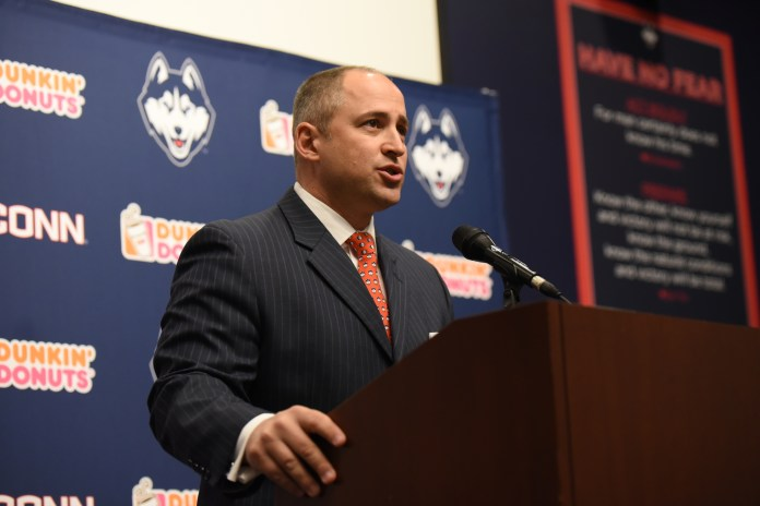 UConn AD David Benedict and his administration have made the decision to switch radio providers for UConn Athletics