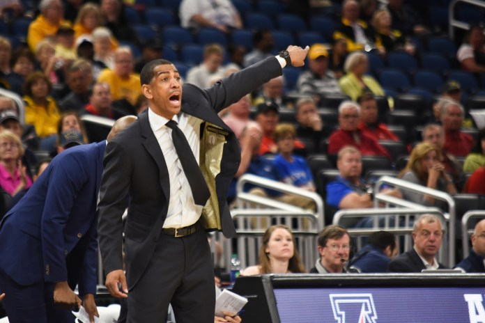 Kevin Ollie was removed as UConn basketball head coach and the program is looking towards a fresh start (Charlotte Lao/The Daily Campus)