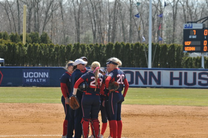 It was a big series win for UConn against UCF (Jon Sammis/The Daily Campus)